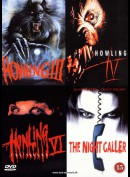 Howling III / IV / VI / The Night Caller (4 film)