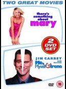 Theres Something About Mary + Me, Myself & Irene  -  2 disc