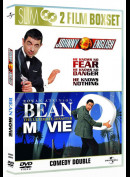 Johnny English + Bean: Den Ultimative Katastrofe Film (2 Disc)