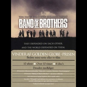 Band Of Brothers  -  6 disc