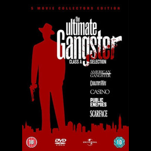 The Ultimate Gangster Class A Selection  -  7 disc