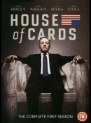 House Of Cards: Sæson 1
