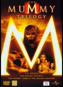 The Mummy Trilogy 1-3 Box (Mumien 1-3 Boks)