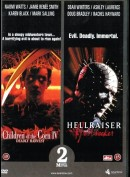Children Of The Corn 4: Deadly Harvest + Hellraiser 6: Hellseeker