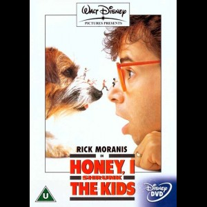 Honey, I Shrunk The Kids (Skat, Børnene Er Skrumpet)