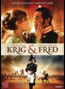 Krig & Fred  -  4 disc (2007) (War & Peace)