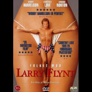 Folket Mod Larry Flynt (The People vs. Larry Flynt)