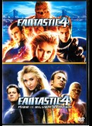 Fantastic 4 + Fantastic Rise Of The Silver Surfer  -  2 disc