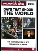 Days That Shook The World: The Assassination Of JFK + Resignation Of Nixon