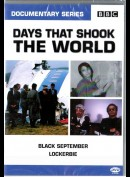 Days That Shook The World: Black September + Lockerbie