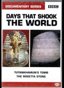 Days That Shook The World: Tutankhamuns Tomb + The Rosetta Stone