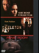 The Bone Collector +  The Skeleton Key + Panic Room  -  3 disc