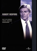 Robert Redford Movie Collection  -  3 disc (Out Of Africa + Legal Eagles + Sneakers)