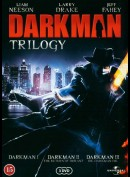 Darkman Trilogien  -  3 disc