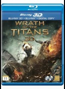 The Wrath Of The Titans  (Blu-ray 3D + Blu-ray)