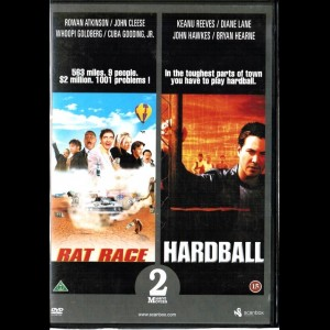 u2120 Rat Race + Hardball (UDEN COVER)