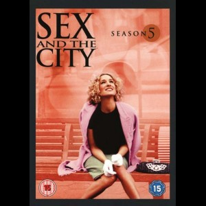 Sex and the City: Sæson 5 (UDEN COVER)