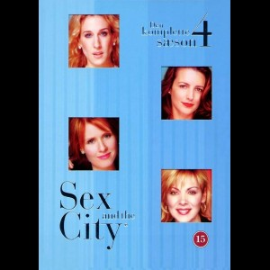 Sex And The City: Sæson 4 (UDEN COVER)