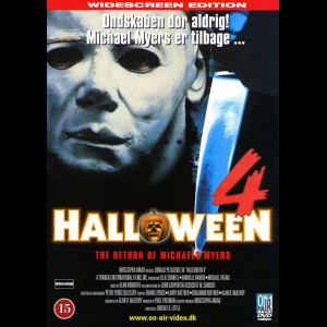 Halloween 4: The Return Of Michael Meyers