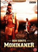 Den Sidste Mohikaner  -  3 disc (The Last Of The Mohicans) (1971)