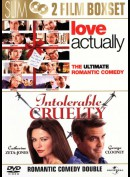 Love Actually + Intolerable Cruelty  -  2 disc