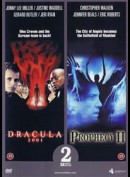 Dracula 2001 + Prophecy 2