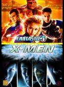 Fantastic 4 + X-Men  -  2 disc