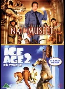 Nat På Museet + Ice Age 2  - 2 disc