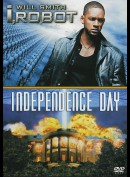 I, Robot + Independence Day  -  2 disc