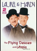 Stan & Ollie: The Flying Deuces + Utopia (Laurel & Hardy) (Double Up)