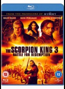 The Scorpion King 3: Battle Of Redemption