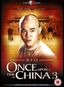Once Upon A Time In China 3 (KUN ENGELSKE UNDERTEKSTER)