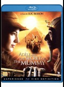 u11957 Adele And The Secret Of The Mummy (UDEN COVER)