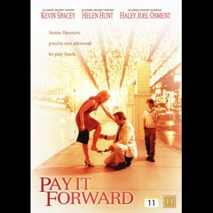 Pay It Forward (Gi Det Videre)
