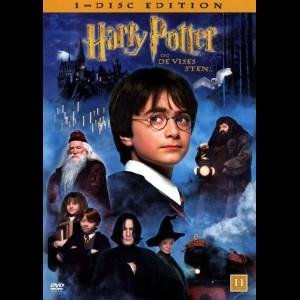 Ubrugte Køb Harry Potter Og De Vises Sten (01) - FilmMarked.dk DVD QO-44
