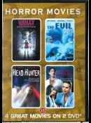 Horror Movies (4 disc)