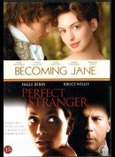 Becoming Jane + Perfect Strangers