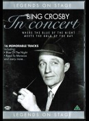 Legends On Stage: Bing Crosby In Concert