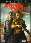 Strike Back: Cinemax 2  -  4 disc (Vengeance)