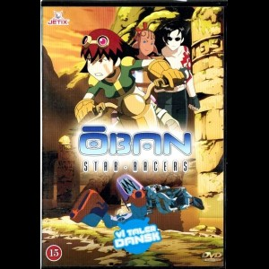 Oban Star Racers 4
