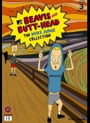 Beavis And Butt-Head Vol 3, disc 1