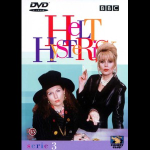 u10141 Helt Hysterisk 3 (Absolutely Fabulous) (UDEN COVER)