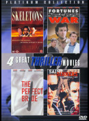 Platinum Thriller Collection (4 film)