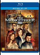 De Tre Musketerer (2011) (The Three Musketeers) (BLU-RAY + BLU-RAY 3D)