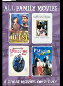 All Family Movies (4 Disc)