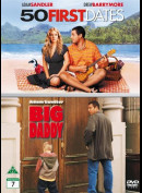 50 First Dates + Big Daddy (2 Disc)