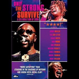 Only The Strong Survive (En Hyldest Til Soulmusikken)
