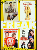 Freak Collection (4 Film)