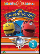Chuggington: 3 Film I En Boks