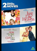 Just Like Heaven + How To Lose A Guy In 10 Days  -  2 disc